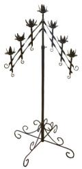 Rental store for Candelabra, Black, 7 Branch in Shreveport LA