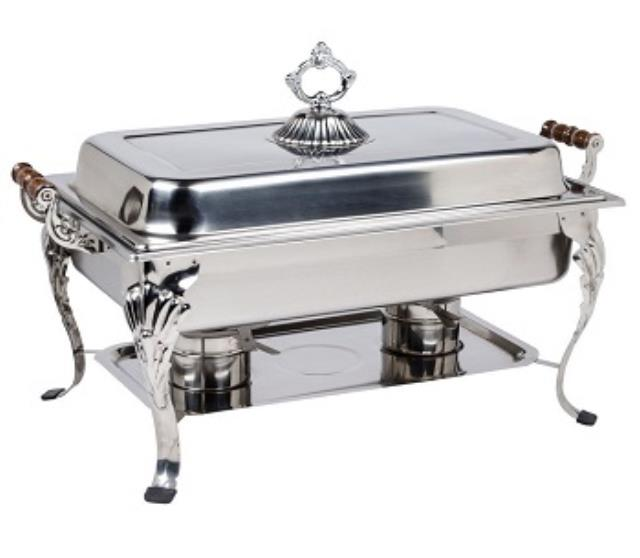 Where to find Chafer, 8 Qt Rectangular in Shreveport