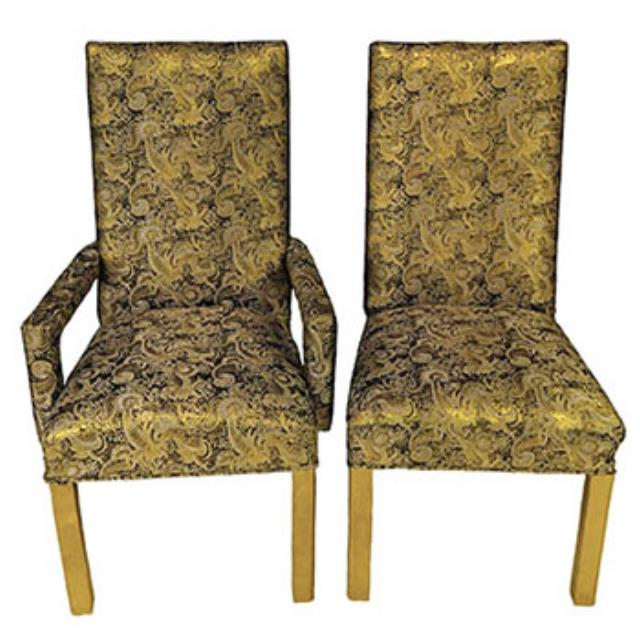 Where to find Chair, King and Queen Set - Gold in Shreveport