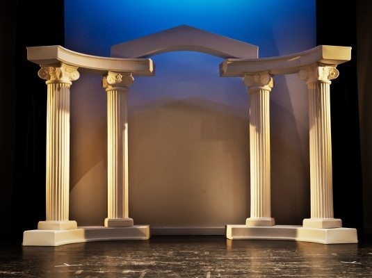 Where to find Colonnade, Tuscan Columns in Shreveport