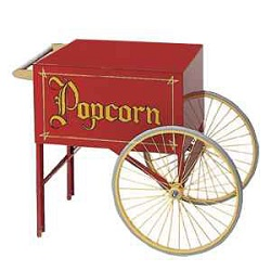 Where to find Popcorn Machine Cart in Shreveport