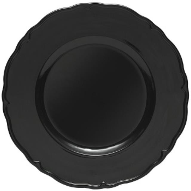 Where to find Plate, Black Regency Acrylic Charger in Shreveport