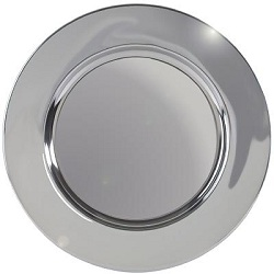 Where to find Plate, Chrome Charger in Shreveport