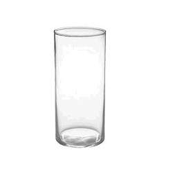 Where to find Vase - 7.5  Cylinder Glass in Shreveport