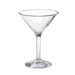 Where to find Glass, Martini 6 oz. in Shreveport