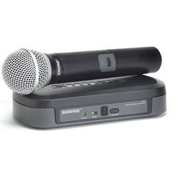 Where to find Wireless Mic - Shure in Shreveport