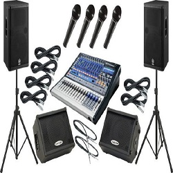 Where to find Sound System - Large in Shreveport