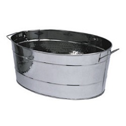 Where to find Tub, Galvanized Metal 20  X 15 in Shreveport