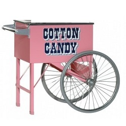 Where to find Cotton Candy Cart in Shreveport