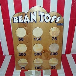 Where to find Bean Bag Toss  Points in Shreveport