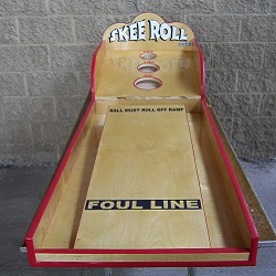 Where to find Skeeball Roll in Shreveport