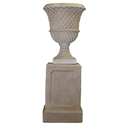 Where to find Urn, Plant - Large w  Base in Shreveport
