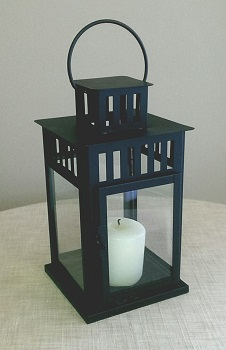 Where to find Lantern, Pillar Style Candle in Shreveport