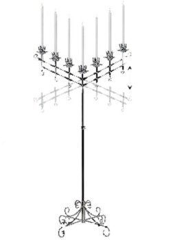 Where to find Candelabra, Silver 7 Branch in Shreveport