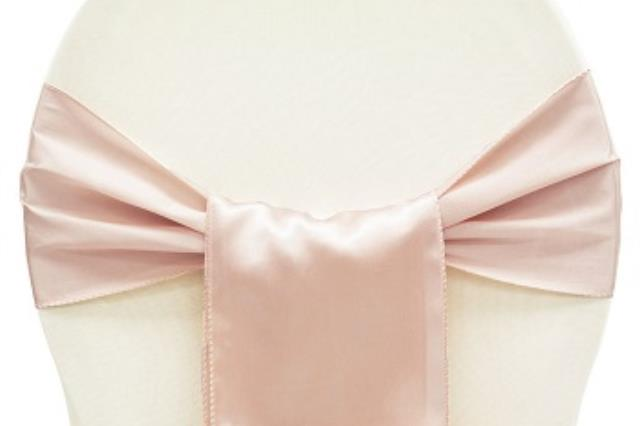 Where to find Satin, Blush Pink - Sash in Shreveport