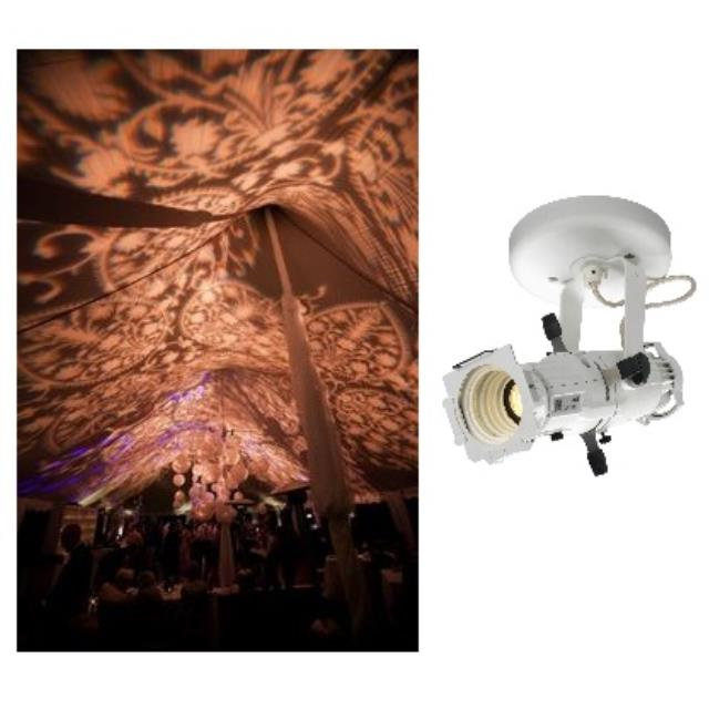 Where to find Gobo, LED Source Four Mini - White in Shreveport