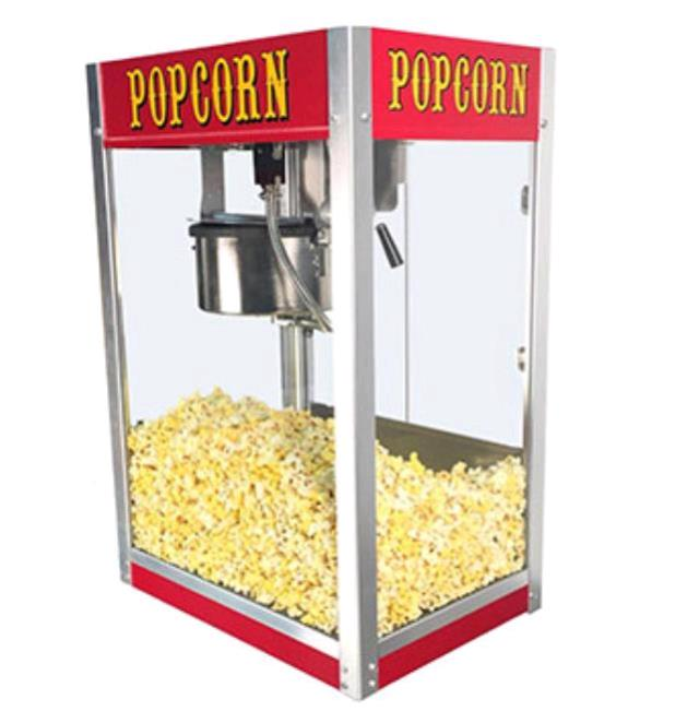 Where to find Popcorn Machine in Shreveport