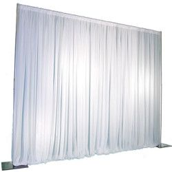 Draping Rentals in Bossier City Louisiana, Shreveport, Minden LA, Red Chute LA, Marshall TX, Blanchard LA, Greenwood