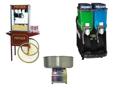 Rent your Popcorn machine rental, popcorn rental Shreveport, Cotton Candy machine rental, cotton candy machine rental Shreveport, Sno Cone Machine rental, SnoCone machine rental, SnoCone machine rental Shreveport Bossier